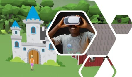 Augmented & Virtual Reality – Learning & Creation
