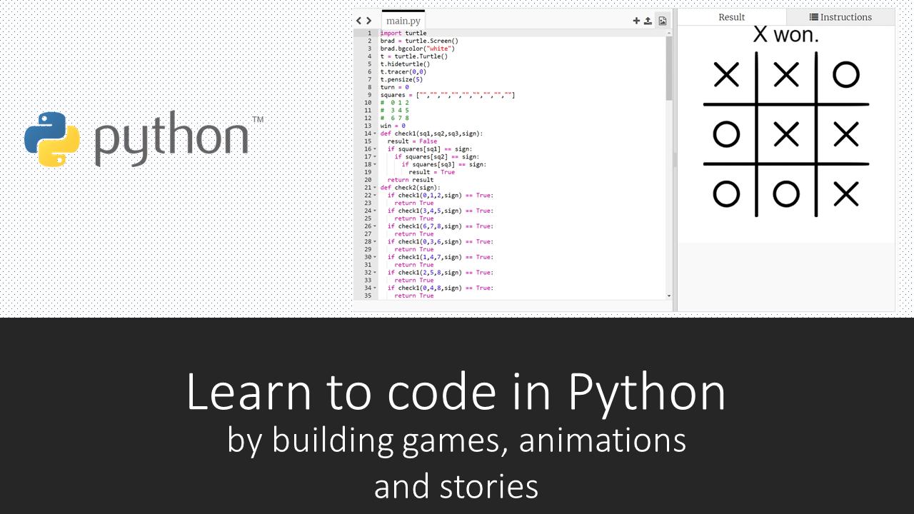 Python Slide