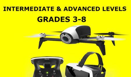 Code, Control & Fly Drones
